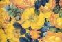 Papel Cartonagem - Flores Amarelas